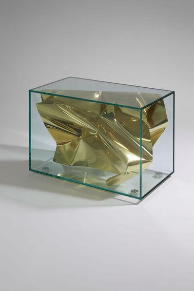 Fredrikson Stallard, 'Side Table 'Gold Crush'', 2012
