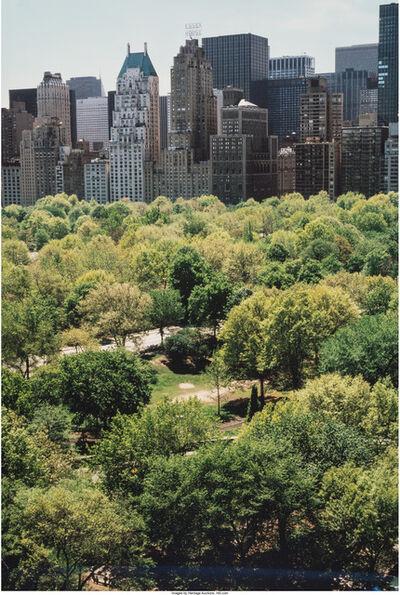 Ruth Orkin, 'Summer Green, NYC', 1981