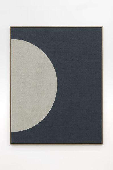 Antonio Ballester Moreno, 'Half Sun (Blue)', 2020