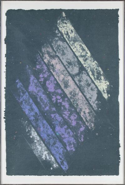 Kenneth Noland, 'Diagonal Stripe VI - 21', 1978