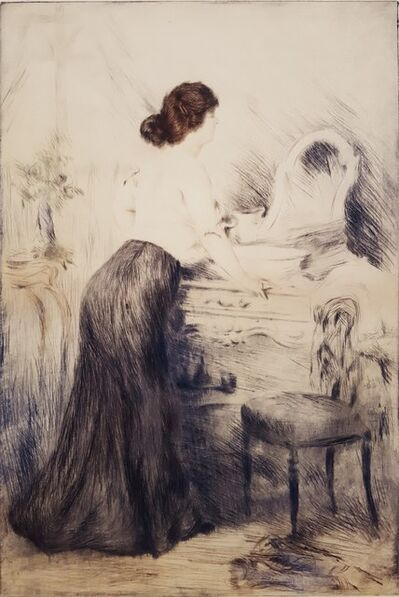 Manuel Robbe, 'Cabinet de Toilette', 1904
