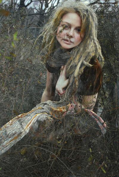 Yigal Ozeri, 'Priscillia', 2008