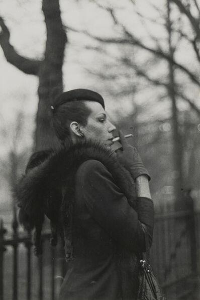 Nan Goldin, 'Ivy in the Boston Garden, Boston', 1973