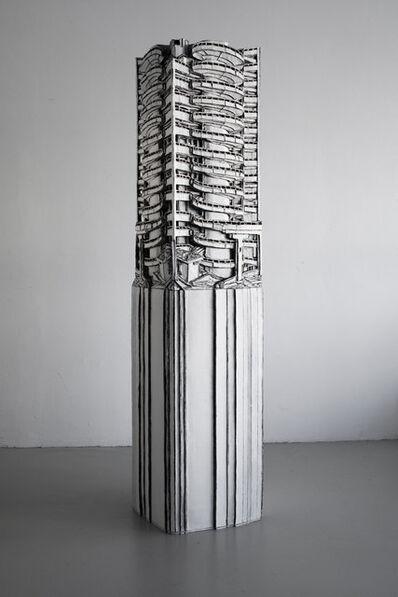 Martin Spengler, 'Parkhaus', 2020