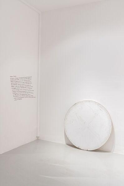 Karin Sander, 'Mailed Painting 137', 2013