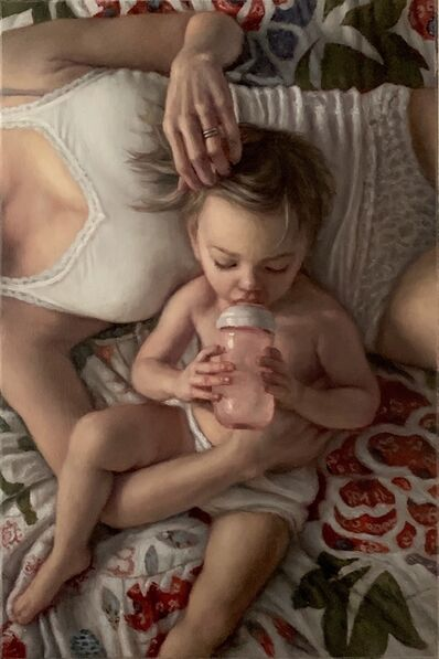 Michelle Doll, 'Mother Child (JA2_Micro)', 2018