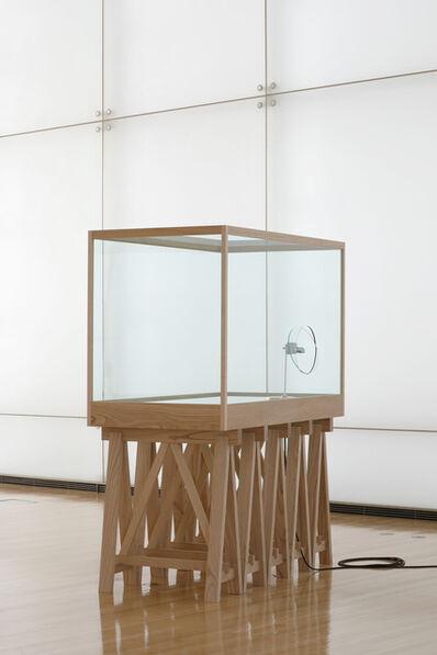 Tsuyoshi Hisakado, 'A polite existence - Tunnel -', 2020