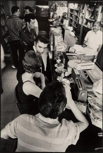 Alfred Wertheimer, 'Elvis Presley, Hotel Jefferson Coffee Shop, Richmond, Virginia', 1956