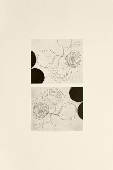 Magali Lara, 'Pausa, separación H', 2015