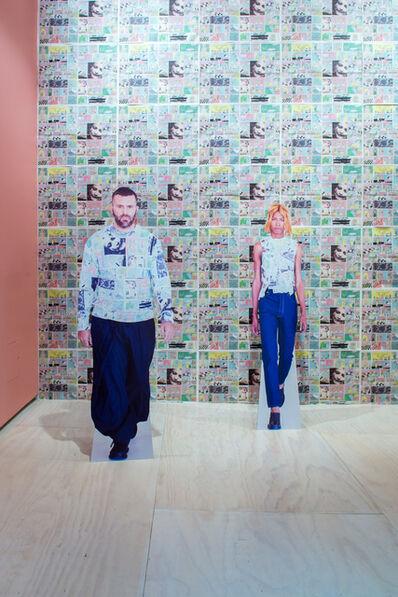 Eckhaus Latta, 'HIGH SUMMER', 2015