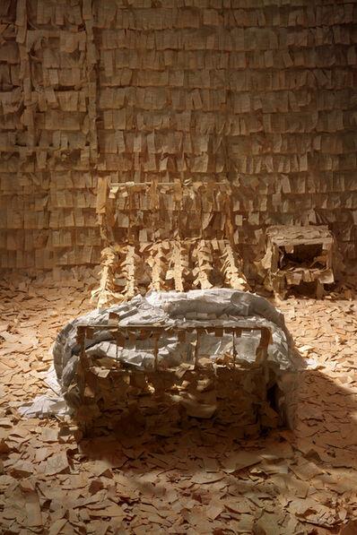 Pablo Lehmann, 'La casa del escriba (la habitación)', 2010