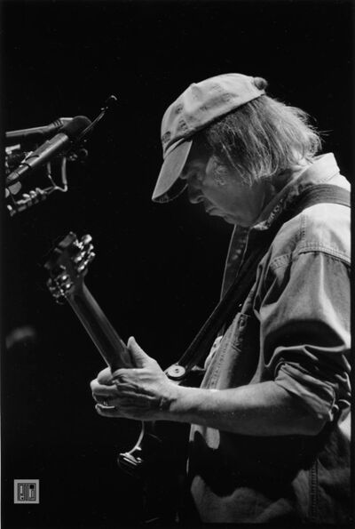 Phil McAuliffe, 'Neil Young, Twitter Center, Camden, NJ', 2000's