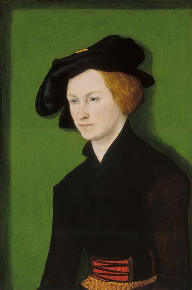 Lucas Cranach the Elder, 'Portrait of a Woman', 1522