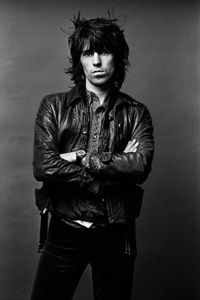 Norman Seeff, 'Keith Classic; Keith Richards, Los Angeles', 1972