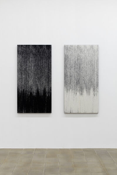 Susan Morris, 'Diptych: Binary Tapestry (and Reversal),', 2016