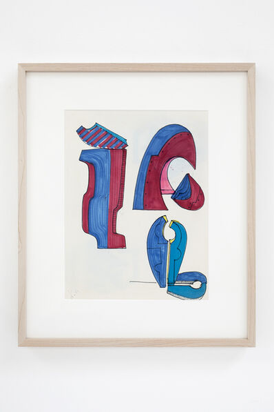 Helen Escobedo, 'Untitled', 1969
