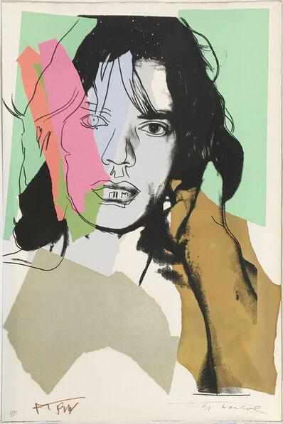 Andy Warhol, 'Mick Jagger, II.140', 1975