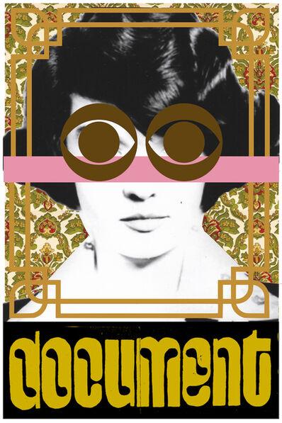 Aaron Rose, 'Document(Mustart)', 2019