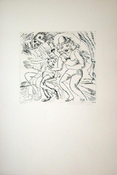 Robert Colescott, 'Tap B (XVII / XXX)', 1996