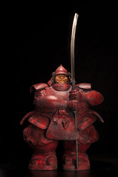 Matteo Pugliese, 'Samurai Guardian VIII', 2013