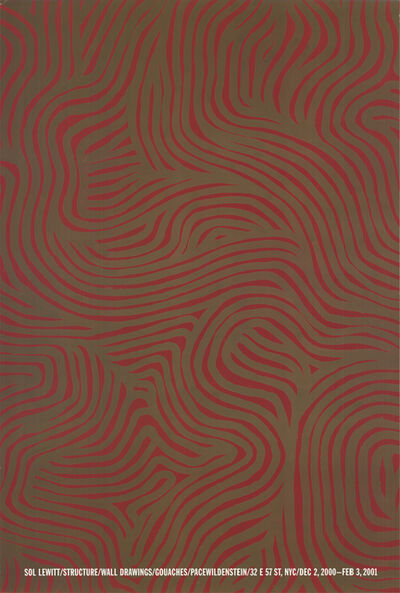 Sol LeWitt, 'Structure/Wall', 2000