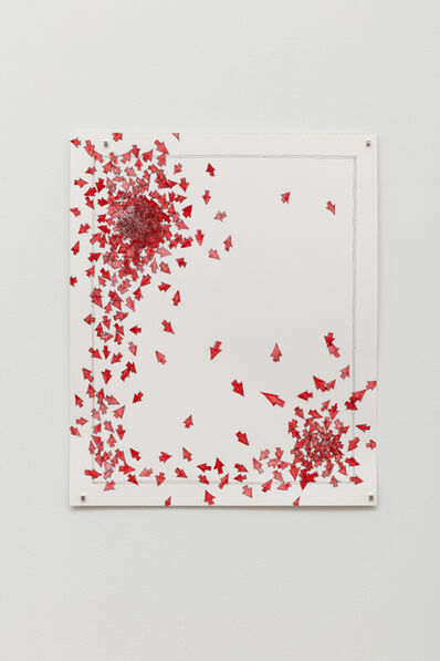 Becca Booker, 'Red Arrows #2', 2020