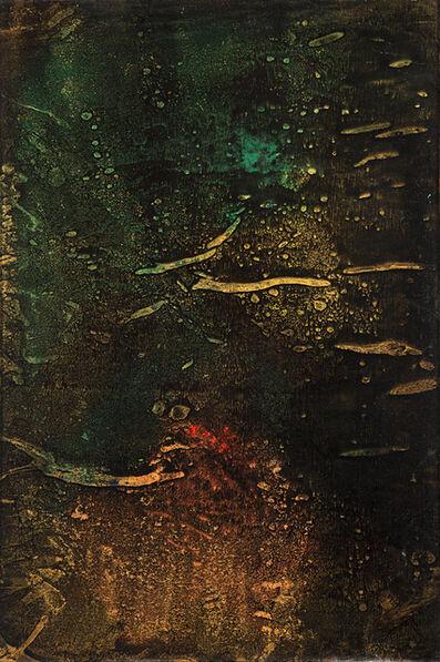 Gianni Dova, 'Composizione nucleare', 1952-53