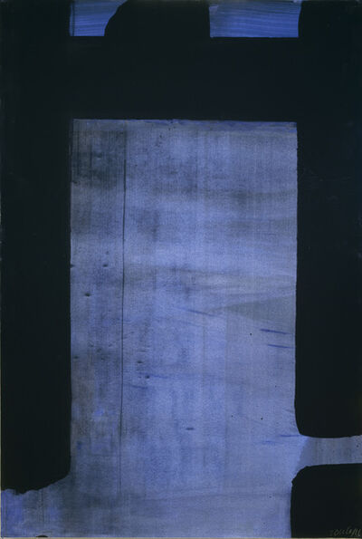 Pierre Soulages, 'Untitled', 1977