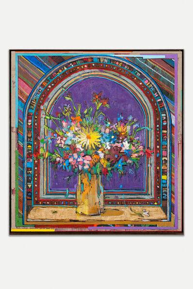 Andrew Salgado, 'Temporary Shrine', 2018