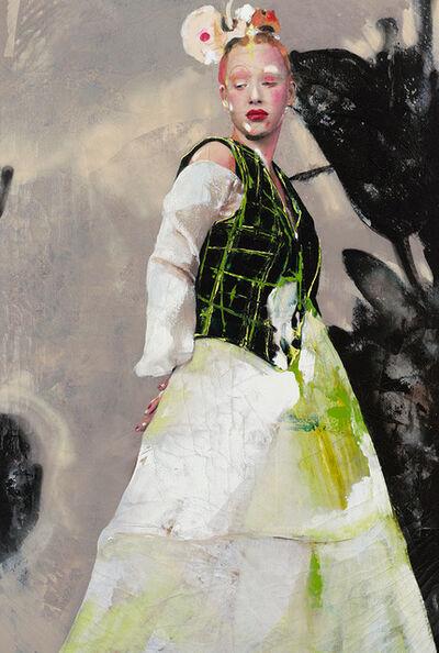 Lita Cabellut, 'Noelle', 2015