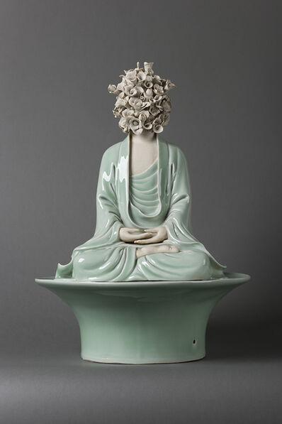 Ru Xiaofan 茹小凡, 'Zen meditation', 2014