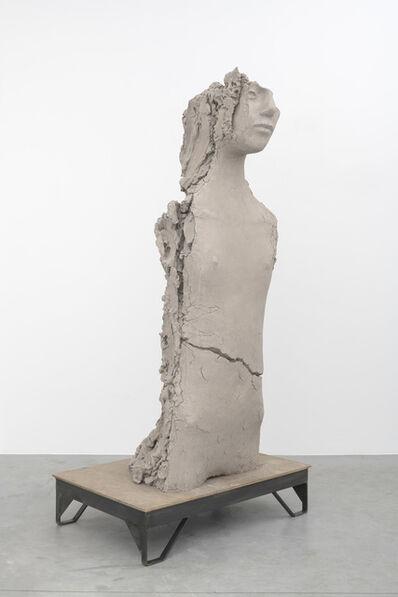 Mark Manders, 'Unfired Clay Torso', 2015