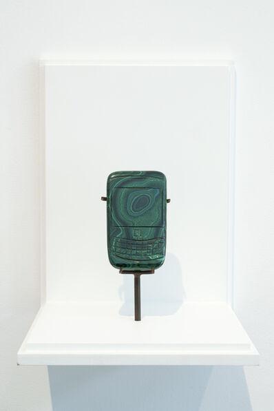 Maarten Vanden Eynde, 'Malachite Mobiles', 2017