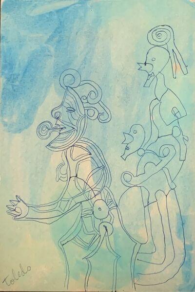 Francisco Toledo, 'Untitled', ca. 1964
