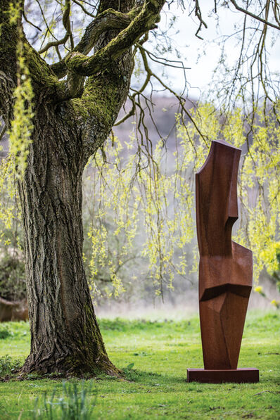 Terence Coventry, 'Steel Torso', 2014