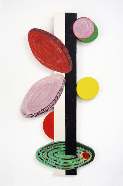 Trevor Vickers, 'Catalan Series', 1981-1983