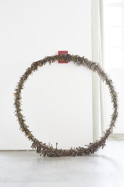 Wong Wai Yin, 'Opening all the world's doors ', 2016