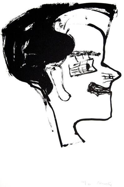 Rose Wylie, 'Portrait 11', 2017