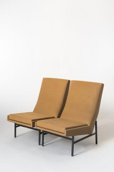 Atelier des Recherches Plastiques (A.R.P), 'Pair of chairs 642', 1955