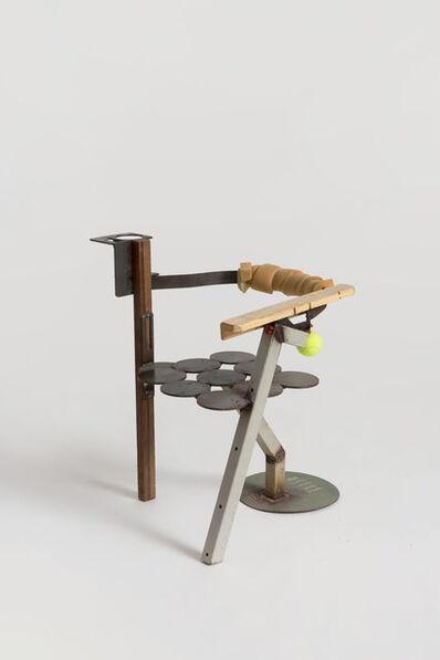 Zhou Yilun 周轶伦, 'First Attempt at Hand Welding', 2018