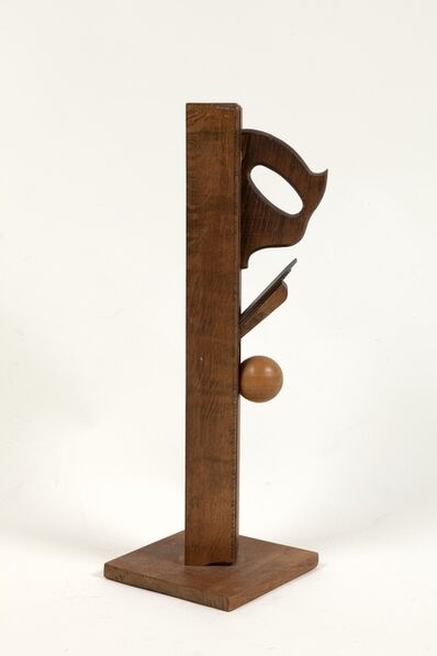 Man Ray, 'Varlop (Objet de mon affection)', 1935-66