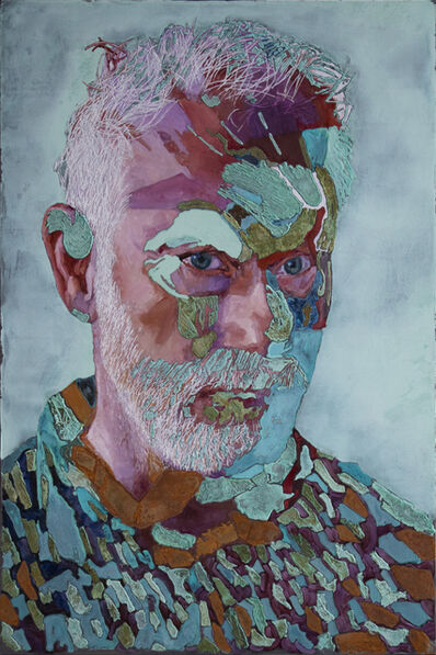 Piet van den Boog, 'Self Portrait as Vincent II', 2020