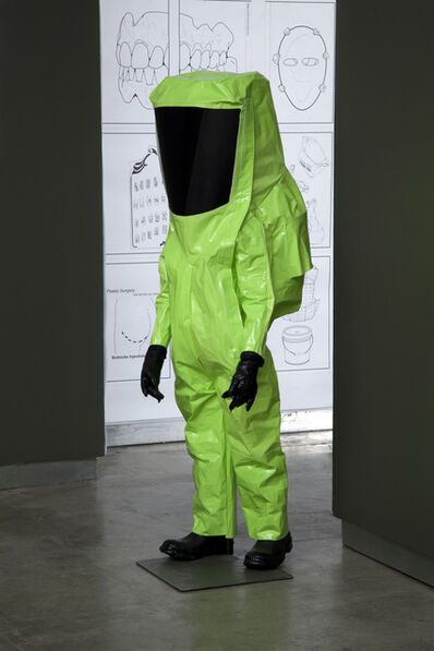 Marina Zurkow, 'HazMat Suits for Children', 2012
