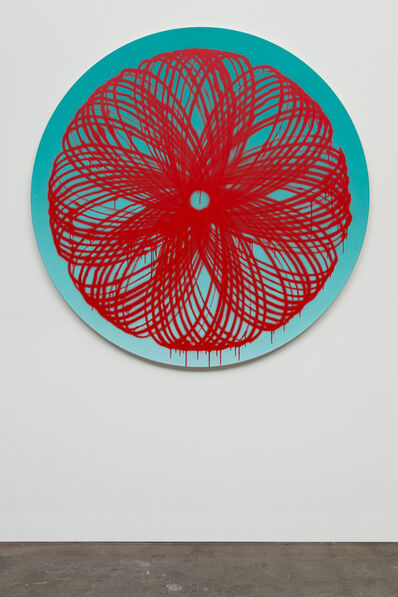Jason REVOK, 'SpiroLoop_small_2/20_Mint/R_1', 2020