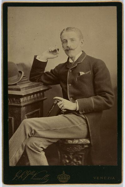 Fratelli Vianelli, ' Ralph Wormeley Curtis', ca. 1884