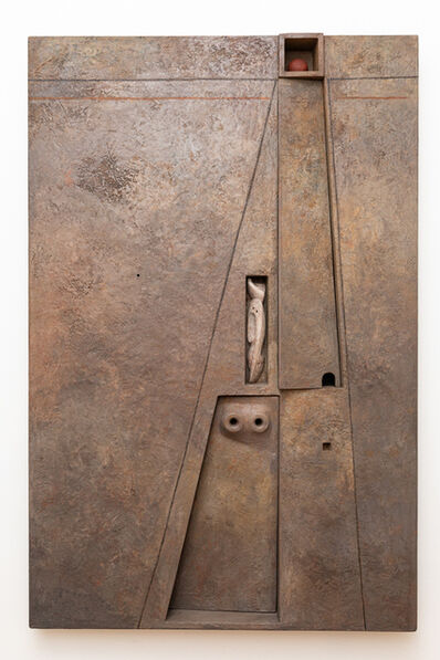 Marcelo Bonevardi, 'Enclosure Wall II', 1968