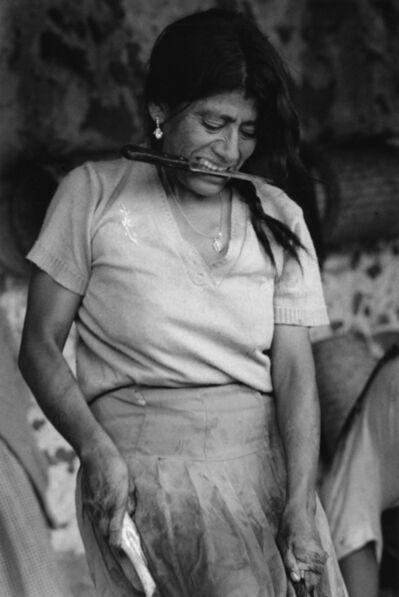 Graciela Iturbide, 'La matanza (The Slaughter), La Mixteca, Oaxaca', 1986