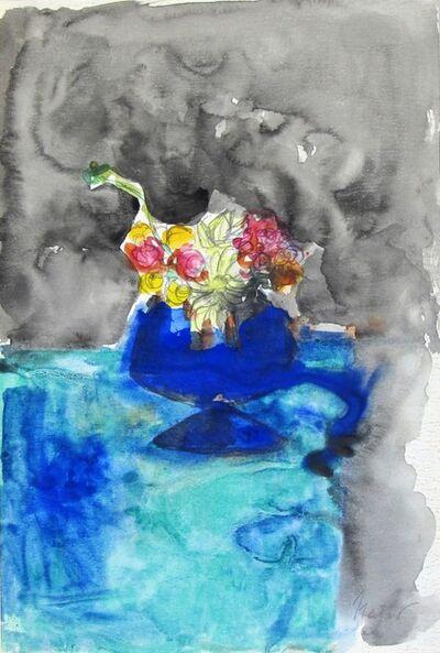 Nejad Devrim, 'Flowers in a Glass'