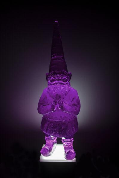Sam Tufnell, 'Mini Ghost Gnome (Purple)', 2019