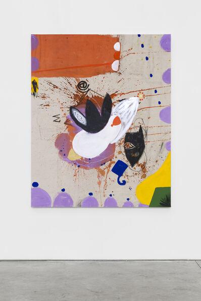 Ouattara Watts, 'Untitled', 2018